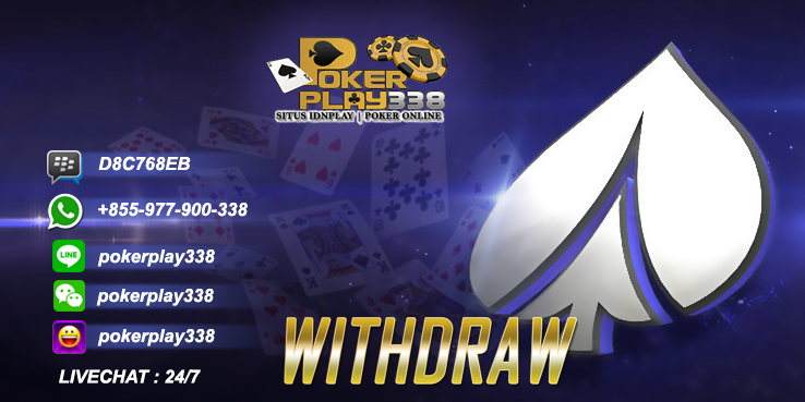 Cara Withdraw Domino Ceme